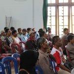 peserta pelatihan bersama pupuk organik gdm