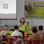 acara pelatihan bersama pupuk organik gdm