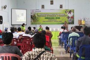 pelatihan petani bersama gdm