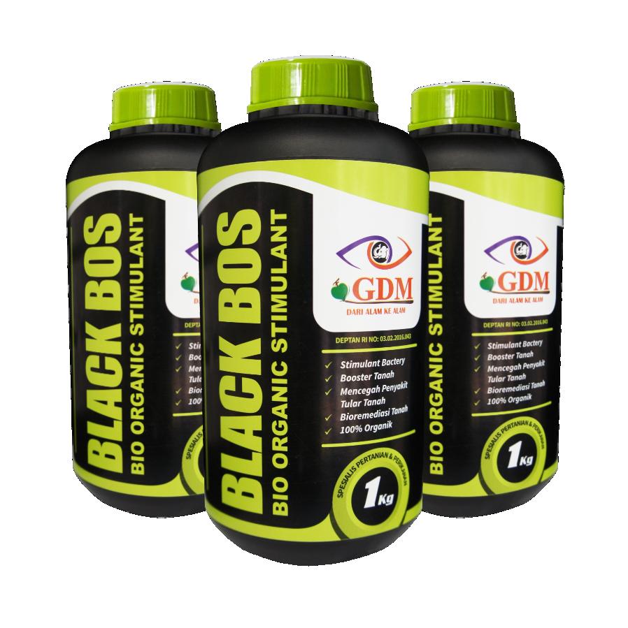 gdm black bos (bio organic stimulant)
