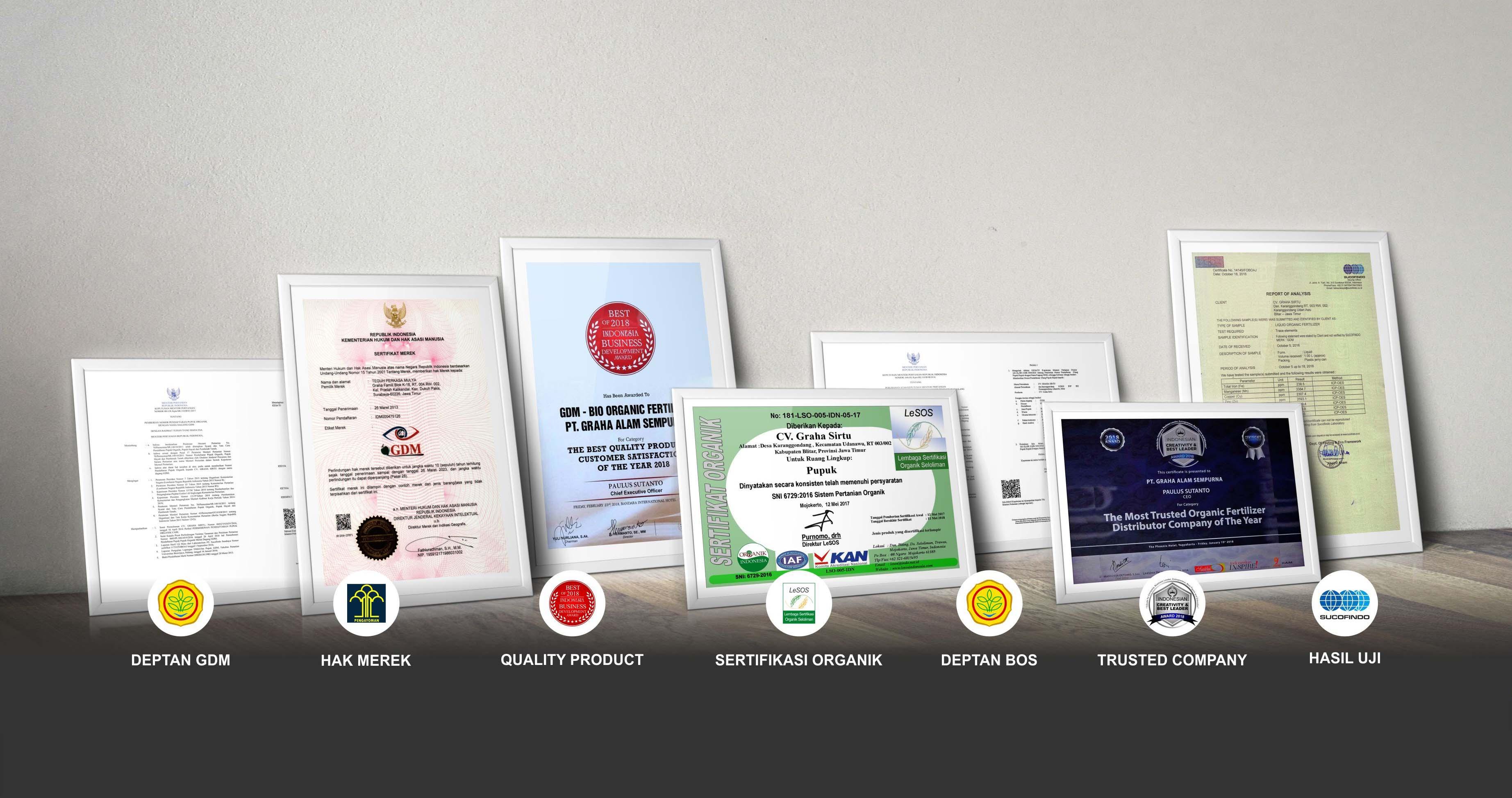 sertifikat gdm