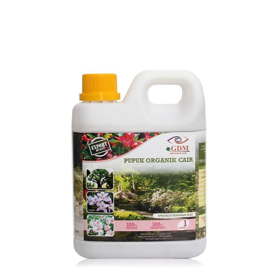 produk pupuk organik cair gdm spesialis tanaman hias 1ltr