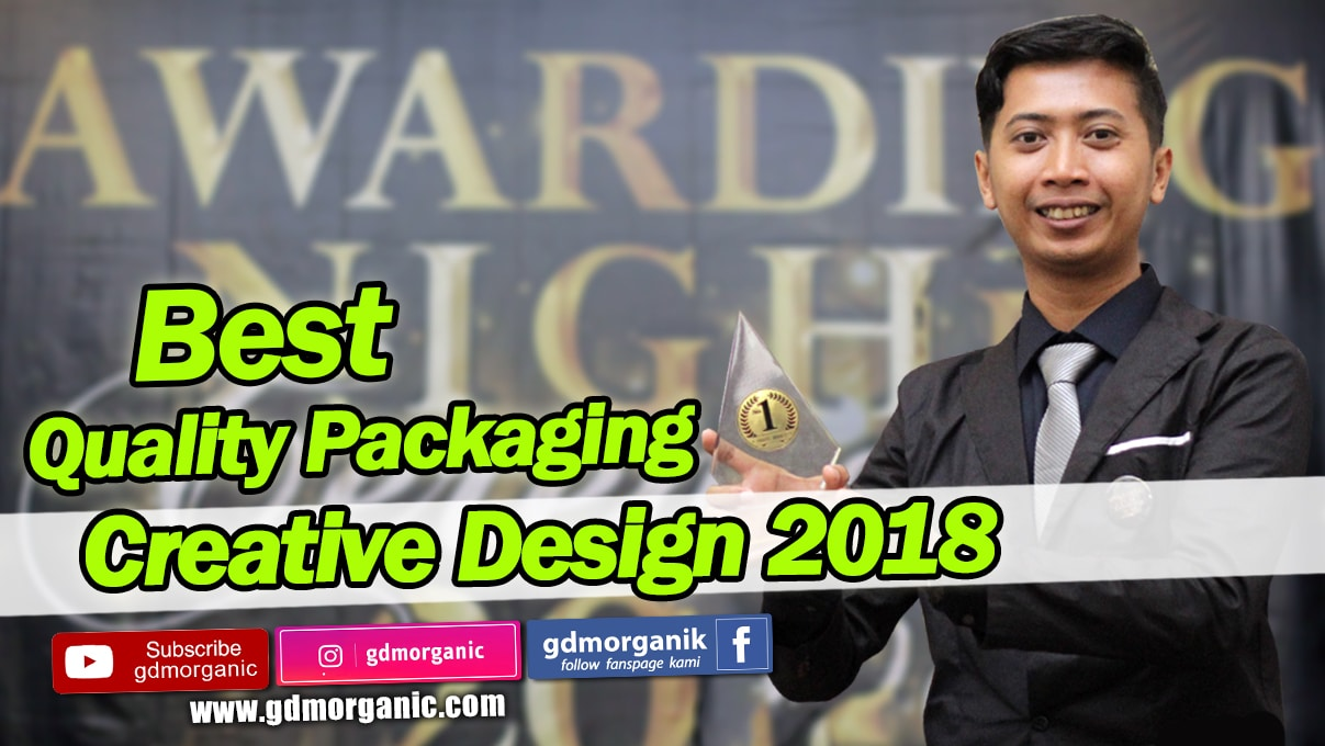 best quality packaging creative design 2018