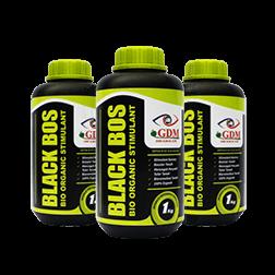 gdm black BOS organic stimulant
