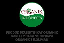 produk bersertifikat organik