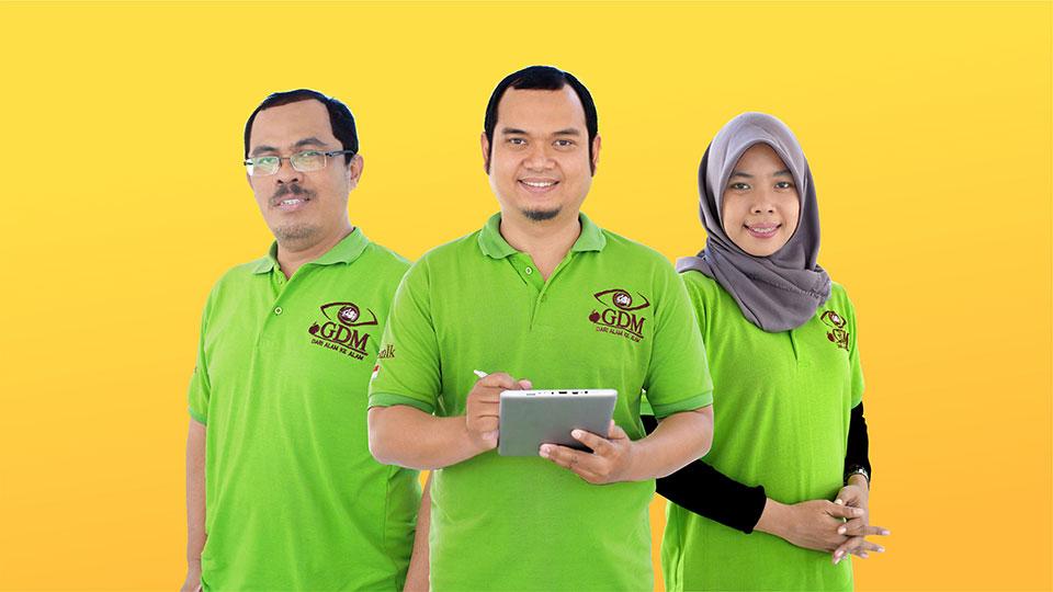 team support GDM
